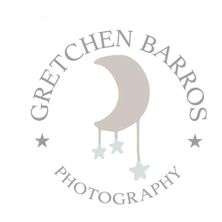 Gretchen Moon and stars logo